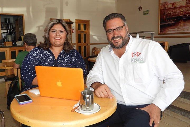 Soluciones eficientes en educación, ofrece Manuel Pozo Cabrera